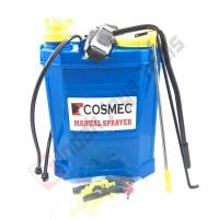 COSMEC Pressure Sprayer 16 Liter - Alat Semprot Tanaman Hama Manual