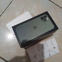 iphone 11 pro 64gb green resmi ibox like new