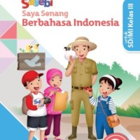 BUKU SASEBI BAHASA INDONESIA KLS 3 SD ERLANGGA