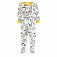 Size 5 tahun sleepsuit bayi carters place piyama anak tutup kaki