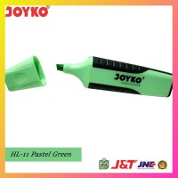 Joyko Highlighter HL-11- Green Pastel