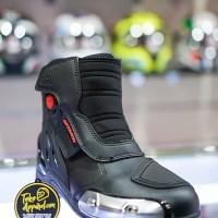 Sepatu Touring - Sepatu Motor Scoyco R4-MR002