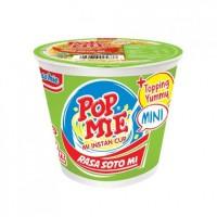 Pop Mie Mini Kuah Soto Mi Cup 35gr