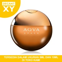 Decant 5ml Parfum B Aqva Amara Pour Homme EDT