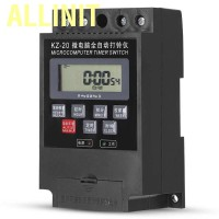 Switch Timer Digital ON OFF Programmable 220V 50HZ untuk Be