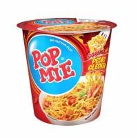 Pop Mie Goreng Pedes Gledeek Ayam Cup 70gr