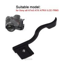 Thumb Grip UP Rest Accessories Aluminum Camera Professional Holder Fo