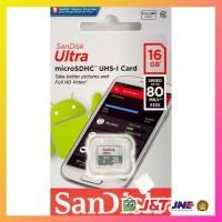 Sandisk Ultra microSDHC 16 GB
