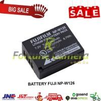 Baterai Fujifilm NP-W126 - Fujifilm X-A5 - Fujifilm X-A3 - Fujif