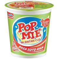 Pop Mie Kuah Soto Ayam Cup 75gr