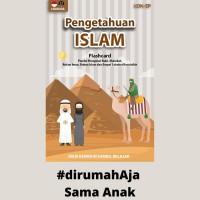 Mainan Edukasi Anak Laki Laki 4 Tahun Flash Card Pengetahuan Islam