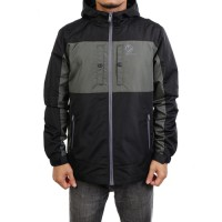 BLOODS Jacket Outdoor Outlaw 01 Black Green