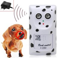 Loskii Dog Repeller New Dog Anti Bark Ultrasonic Humanely Goods Ms