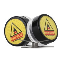 Kookpunt x Roy Ricardo Bukan Coil Kw The First Hybrid Coil Authentic