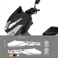 Sticker cutting Motor yamaha Nmax 155 Livery Racing
