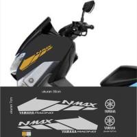 Cutting Sticker Motor Yamaha Nmax 155 livery racing 2