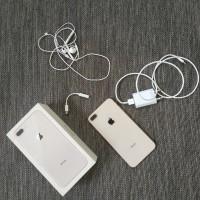 Iphone 8+ 64GB Gold Istimewa Mulus