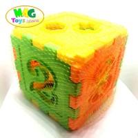 mainan kubus pintar
