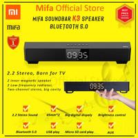 Mifa K3 Xiaomi TWS Bluetooth Speaker Stereo MI Mini TV Soundbar 5Wx2