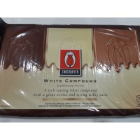 Coklat Tulip White Chocolate Compound 1 Kg