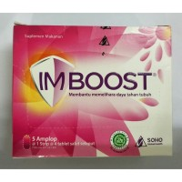 Imboost 20 tablet Untuk Daya Tahan Tubuh