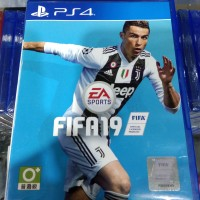Bd / Kaset Ps4 FIFA 19 Second / Bekas