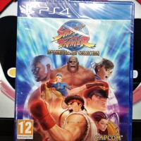 BD / Kaset Street Fighter 30th Anniversary Collection Ps4