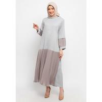 Gamis Muslim Wanita Le Najwa Alana Dress