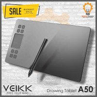 VEIKK A50 Digital Graphic Drawing Pen Tablet Alt S640 Huion XP Pen