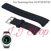 Strap Band Sport Watch Silikon Samsung Gear S2 Sport SM R720 Tali Jam