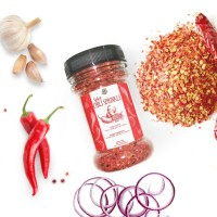 House Of Organix Spicy Chili Sprinkle ( Cabe Tabur Bawang ) 70 Gr