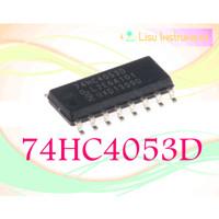 74HC4053 74HC4053D Triple Analog Multiplexer/demultiplexer SOIC-16