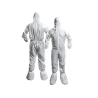 Molay Anti Microbiological Protective Coverall APD