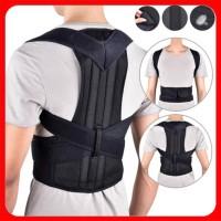 Back Posture Corrector Penyangga Tulang Belakang Penegak Punggung - L