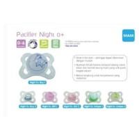 MAM Pacifier Night glow in the dark 0+