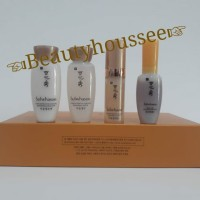 Sulwhasoo Concentrated Ginseng Renewing Kit 5 items