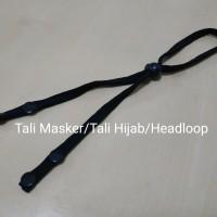 Tali Masker Tali Hijab Tali Kepala Headloop - Aksesoris Masker