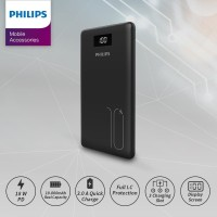 PHILIPS Mobile Power Bank 10,000 MAH DLP 6719C PD 18W /QC 3.0 LED