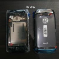 CASE CASING CHASSING BB BlackBerry 9860 FULL SET ORI