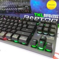Nyk Kh-05 Gaming Keyboard Raptor Rgb Backlight