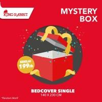 Mystery Box Bed Cover Single 140x230 cm (Random Motif)
