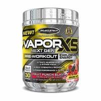 MuscleTech Vapor X5 Next Gen Explosive Energy Pre-Workout 30 Servings