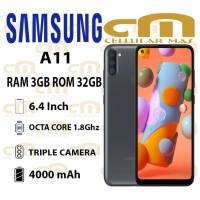 Samsung Galaxy A11 3/32 RAM 3GB ROM 32GB GARANSI RESMI SEIN