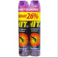 Paket hemat Hit spray lily blossom 600 ml (isi 2 pcs)