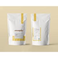 Jelly Powder Rasa Lemon / 100% Halal / 1 KG / HORECA - 1KG Label