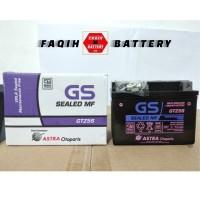 Aki Motor Honda Scoopy,Beat,Absolute Revo GTZ5S GS ASTRA