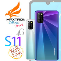 MAXTRON S11 4G -- HP ANDROID 6,26 RAM 3GB ROM 16GB - SMARTPHONE