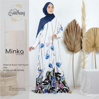 Homey Dress Rayon Minka 03B