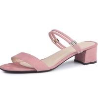 Sepatu Wanita Heels VD | Sepatu Wanita Murah | Fashion Wanita - Merah Muda
