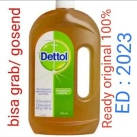 Dettol Antiseptic 750 ml